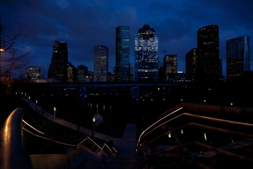 Downtown_Houston_Texas_night_cityscape_gleaming_rails