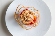 Plating, photography by Evan Sung, NY  Times