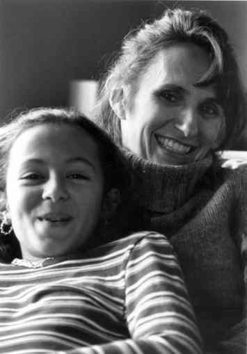 Maria and Morgan, Joy